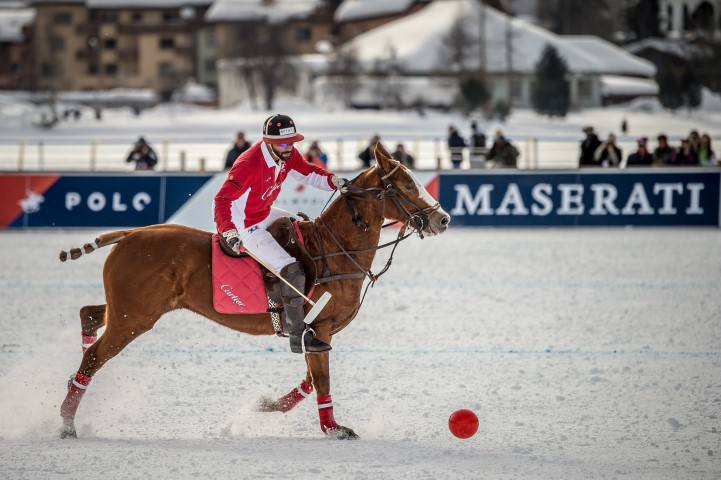775108729TP028 Snow Polo Wo