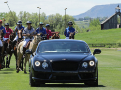 Bentley Denver Charity Polo