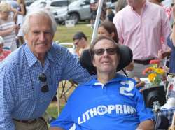 """Oak Brook Polo Club Helps Raise Nearly $25k at """"Team Up For Tony"""" Benefit Polo Tournament"""