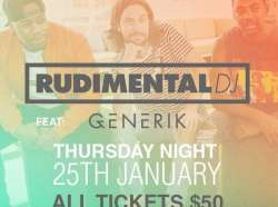 The Emerson invites you to The Rudimental's tonight, and the official Alfa Romeo Ladies Day Polo After-Party in Feb!
