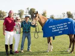 Antelope take out the 12 Goal USPA Carlton & Keleen Beal Cup