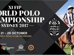 POLO World Cup - Australia 2017 The Argentine Polo Team will face the United States in the opening day
